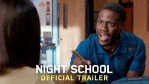 Night School (2018) video/trailer
