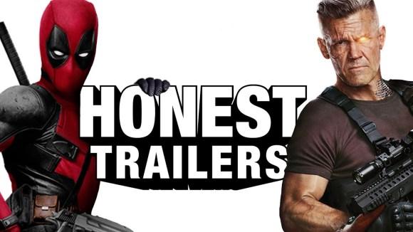 ScreenJunkies - Honest trailers - deadpool 2