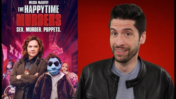 Jeremy Jahns - The happytime murders - movie review