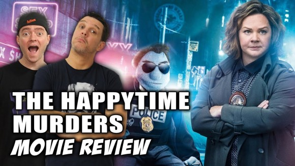 Schmoes Knows - The happytime murders movie review