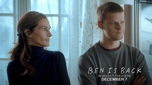 Ben is Back - teaser trailer