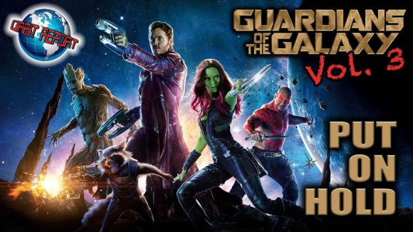 Channel Awesome - Guardians of the galaxy 3 put on hold - orbit report