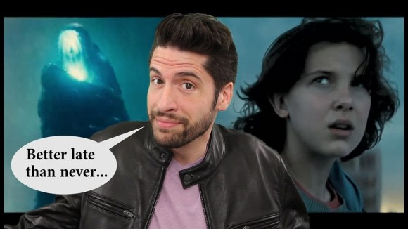 Jeremy Jahns - Godzilla: king of the monsters - trailer 1 (my thoughts)