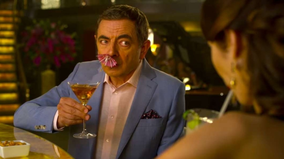 Heerlijke nieuwe trailer 'Johnny English Strikes Again'