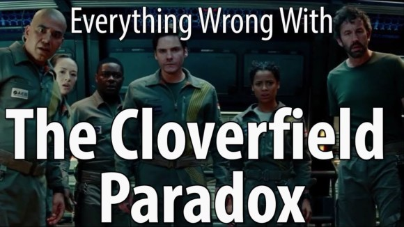 CinemaSins - Everything wrong with the cloverfield paradox