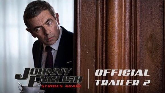Johnny English Strikes Again - official trailer 2