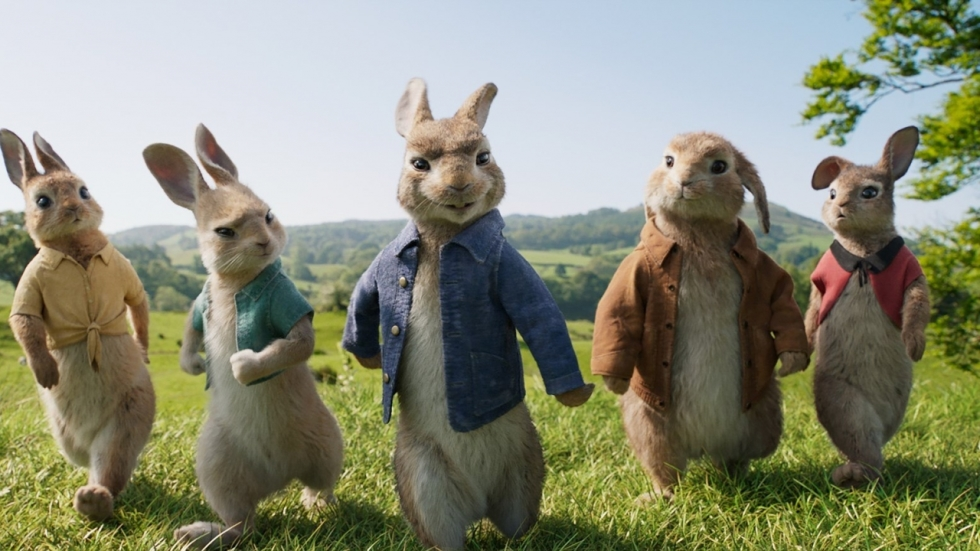 Blu-ray review 'Peter Rabbit' - de onverwachte hit!