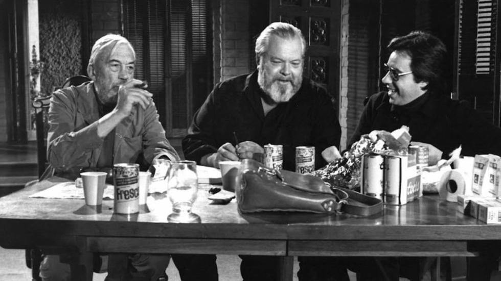 Eindelijk: eerste trailer Orson Welles' laatste film 'The Other Side of the Wind'