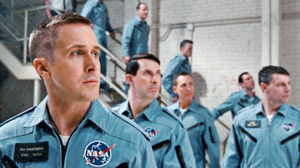 Eerste lovende reacties en tweede trailer 'First Man'