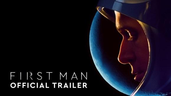 First Man - official trailer 2