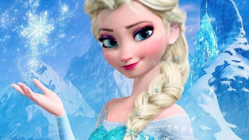 Wordt Elsa een lesbienne in 'Frozen 2'?