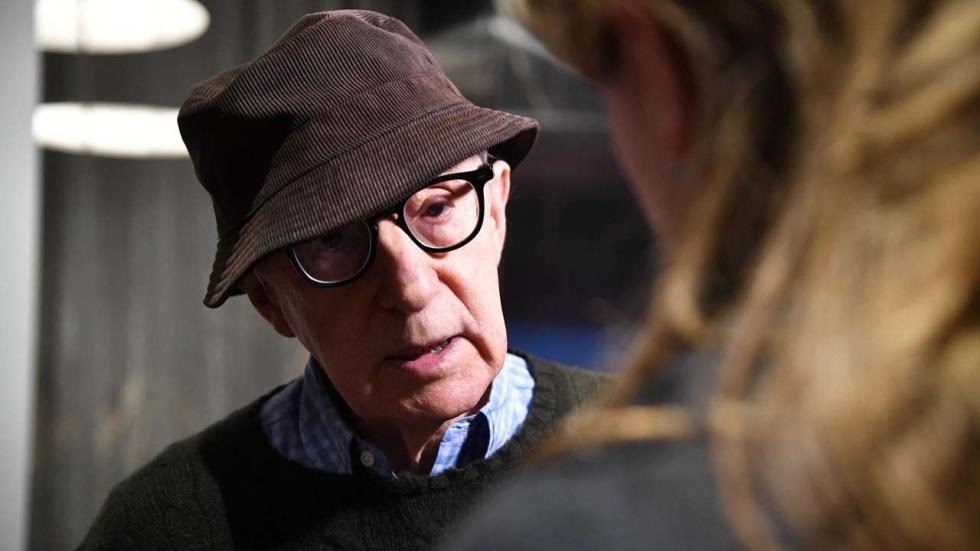 Nieuwe film van Woody Allen wordt waarschijnlijk nooit uitgebracht
