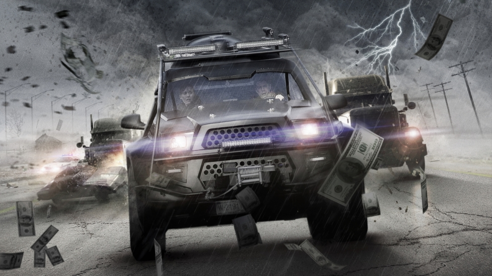Blu-ray review 'The Hurricane Heist' - Rampenfilms uit de mode?
