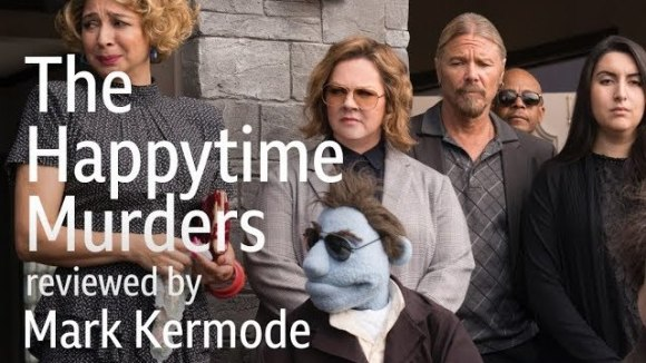 Kremode and Mayo - The happytime murders reviewed by mark kermode