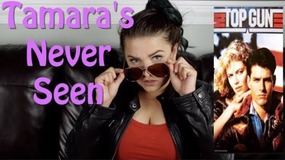 Channel Awesome - Top gun - tamara's never seen