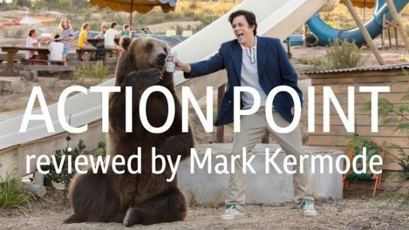 Kremode and Mayo - Action point reviewed by mark kermode