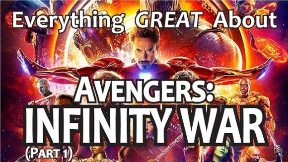 CinemaWins - Everything great about avengers: infinity war!
