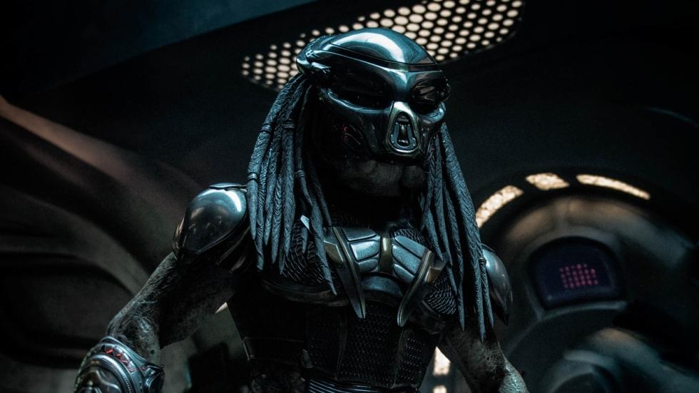 Brute nieuwe red-band trailer 'The Predator'!