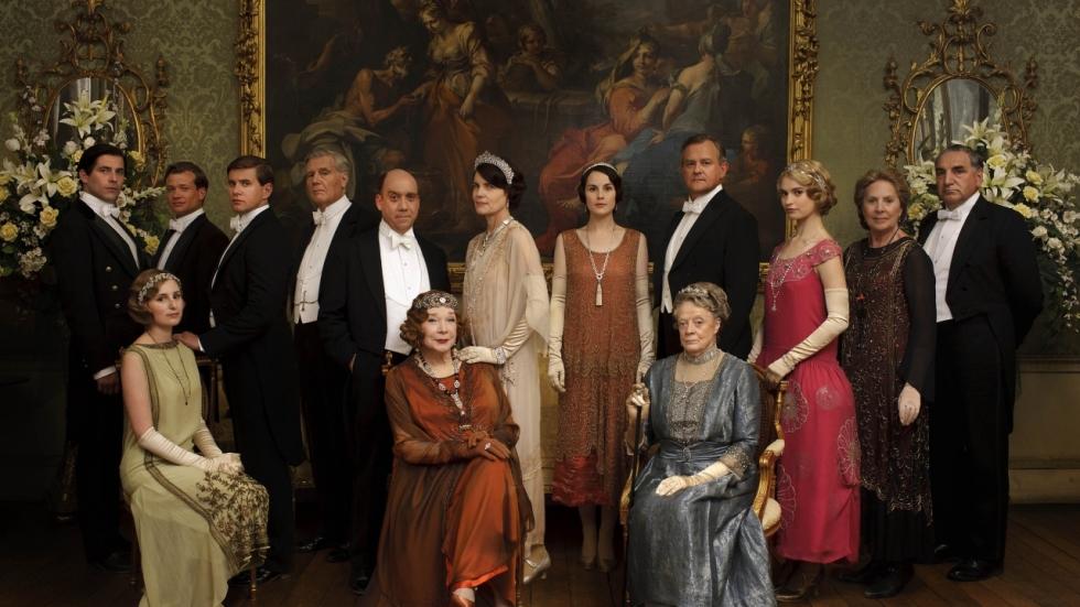 Opnames langverwachte 'Downton Abbey'-film nu eindelijk begonnen!