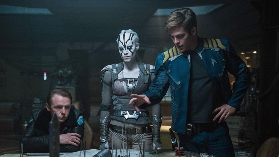Tarantino's 'Star Trek' wordt gruwelijk