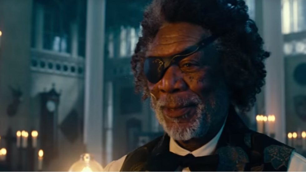 Vele dimensies in trailer 'The Nutcracker and the Four Realms'