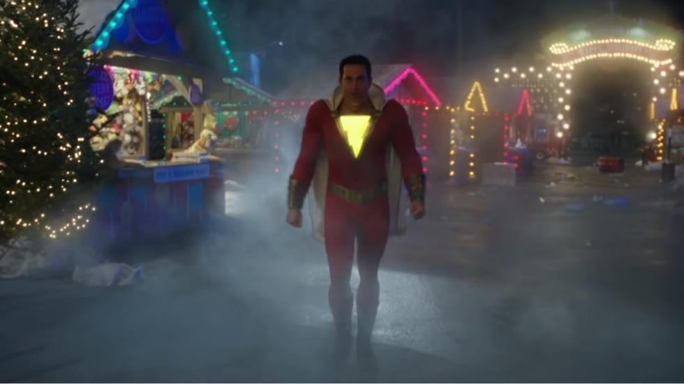 TV-trailer 'Shazam!' toont gaafste momenten van DC's Captain Marvel