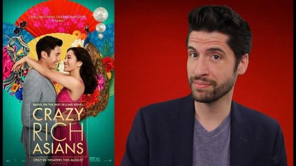 Jeremy Jahns - Crazy rich asians - movie review