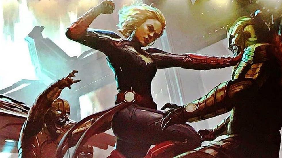 Captain Marvel - De weg na 'Avengers: Infinity War'