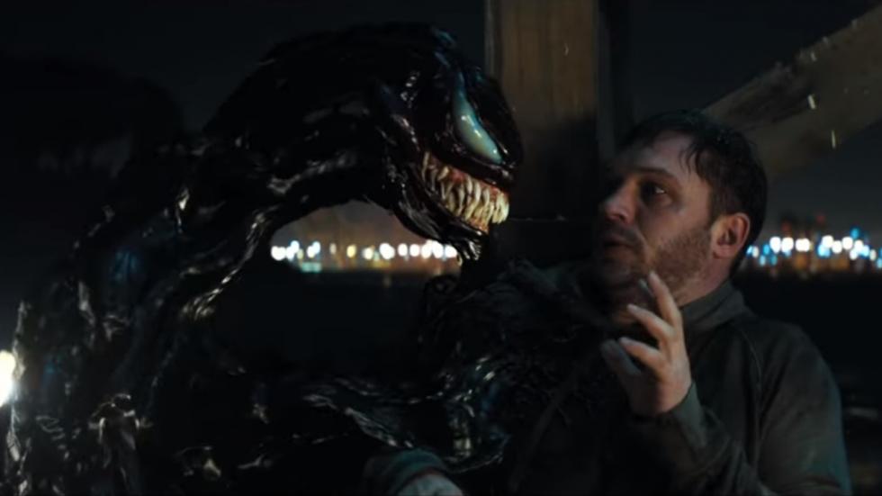 Nieuwe beelden 'Venom' laten het monster los!