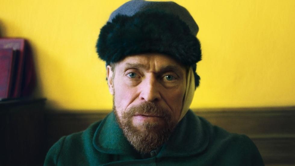 Opvallend: Willem Dafoe als Vincent van Gogh in trailer 'At Eternity's Gate'!