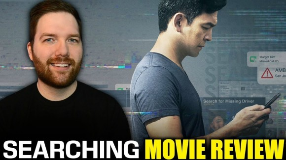 Chris Stuckmann - Searching - movie review