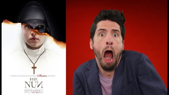 Jeremy Jahns - The nun - movie review