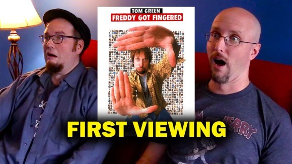 Channel Awesome - Freddy got fingered - first viewing