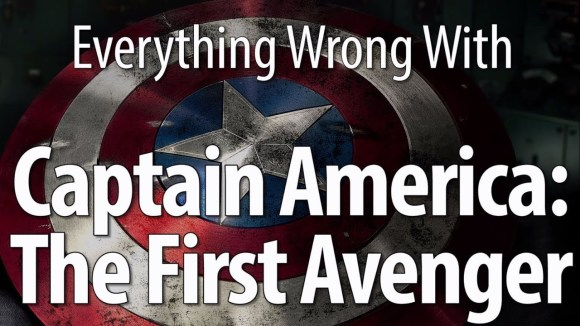 CinemaSins - Everything wrong with captain america: the first avenger