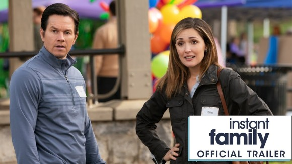 Instant Family - official trailer