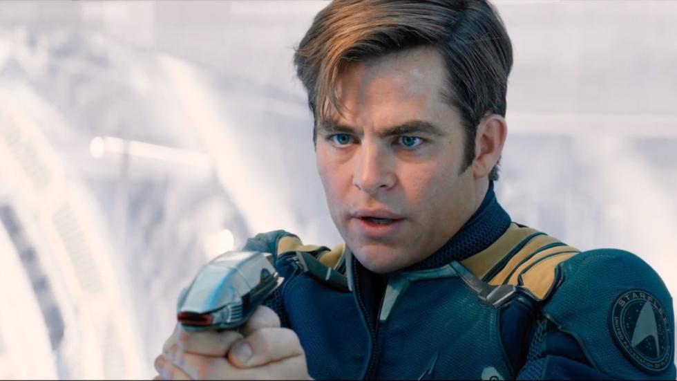 Chris Pine wil nog terugkeren in 'Star Trek'