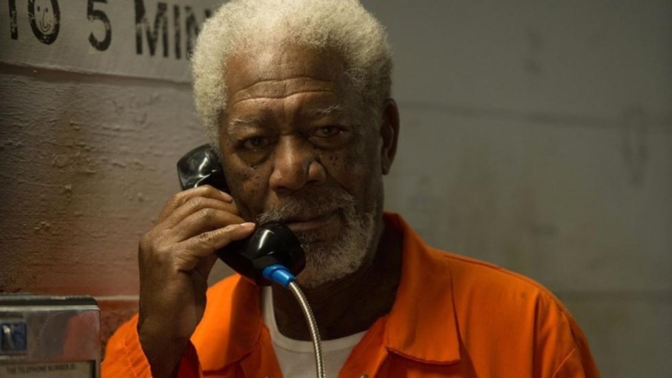 Morgan Freeman voor het eerst op rode loper sinds beschuldigingen seksuele intimidatie