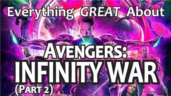 CinemaWins - Everything great about avengers: infinity war! (part 2)