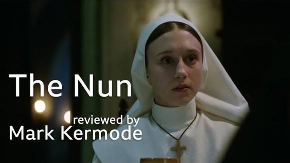 Kremode and Mayo - Mark kermode reviews the nun