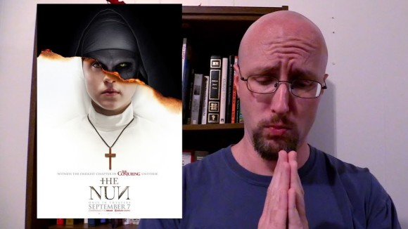 Channel Awesome - The nun - doug reviews