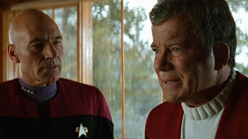 William Shatner had geen zeggenschap over dood Kirk
