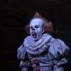 Pennywise leeft weer op nieuwe 'It: Chapter 2' foto's