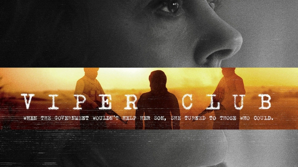 Susan Sarandon wil haar door terroristen ontvoerde zoon terug in trailer 'Viper Club'