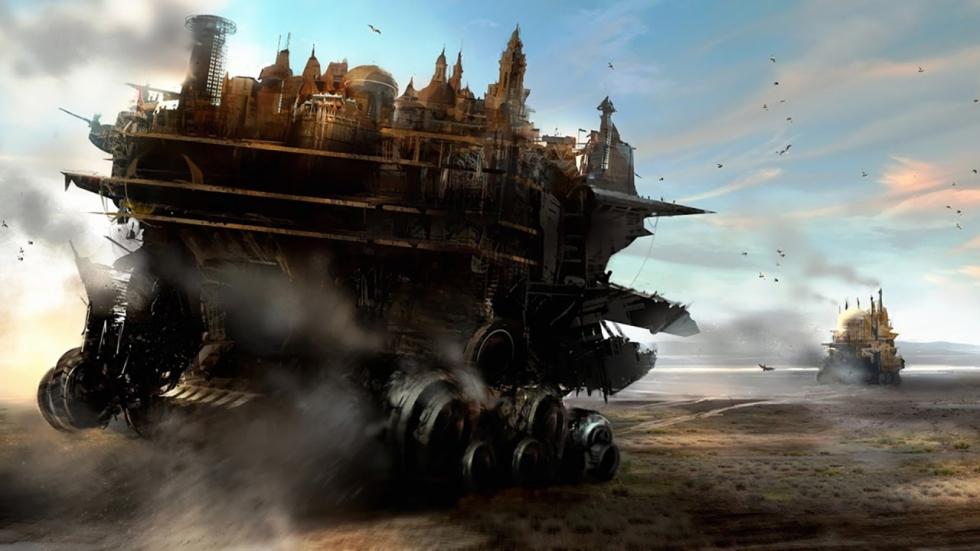 Junkie XL verzorgt muziek 'Mortal Engines'!