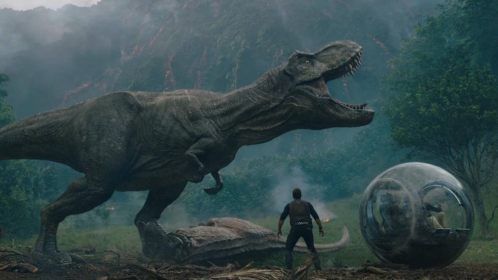 'Jurassic World 3' verbindt alle zes de films aan elkaar