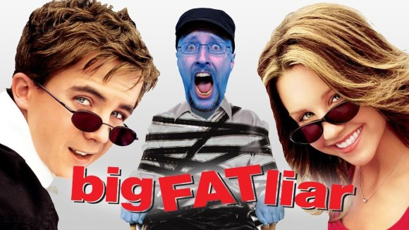 Channel Awesome - Big fat liar - nostalgia critic