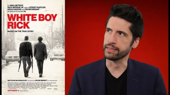 Jeremy Jahns - White boy rick - movie review