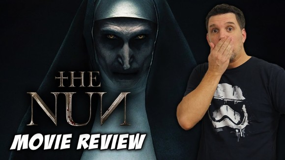 Schmoes Knows - The nun movie review