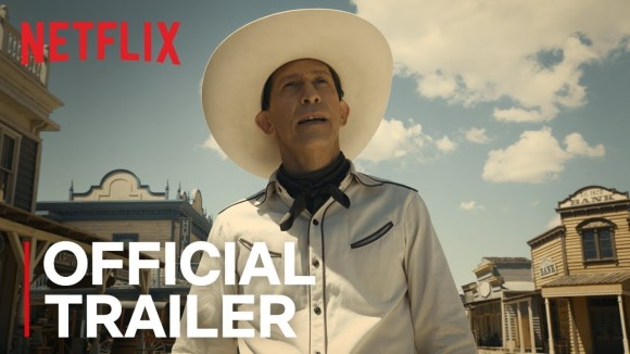 The Ballad of Buster Scruggs - official trailer
