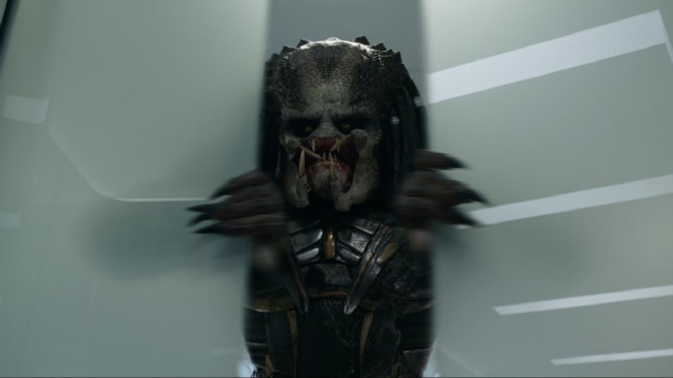 'The Predator' heeft trofee: #1 in bioscopen